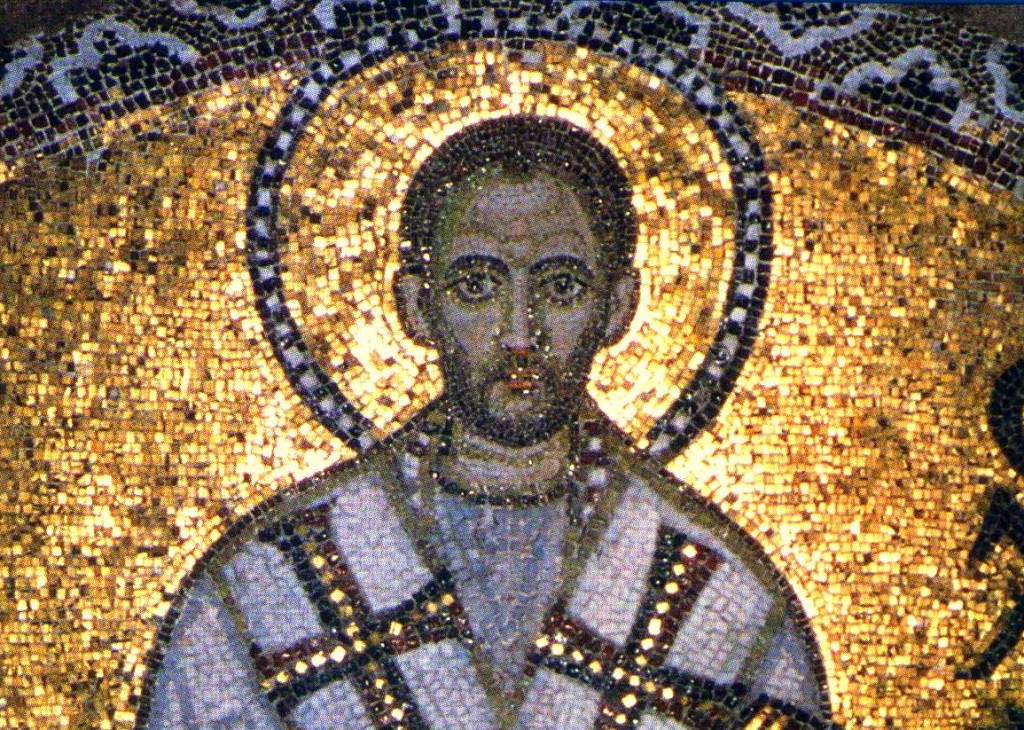 St. John Chrysostom, Archbishop of Constantinople (398-404)