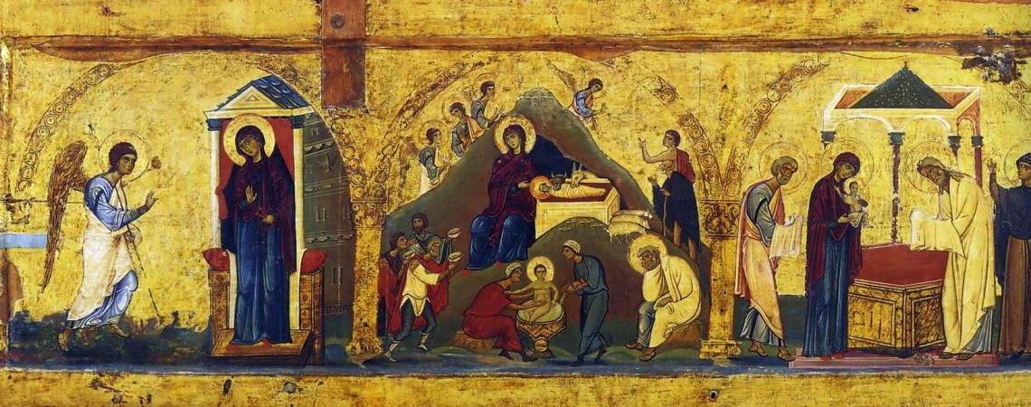 Christmas 2015 & Theophany 2016 Schedule