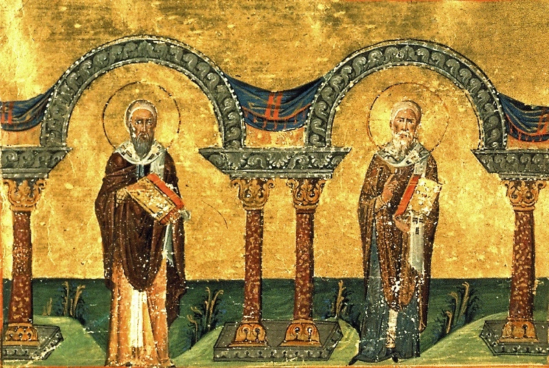 Ss. Athanasius & Cyril of Alexandria