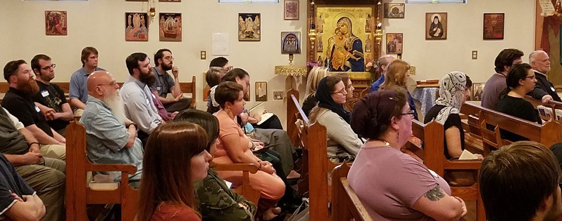 St. Paul's Hosts Orthodox Conference on Author J. R. R. Tolkien