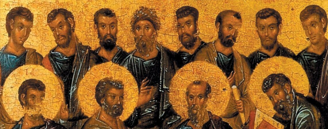 Book Study Starting May 19: The Religion of the Apostles