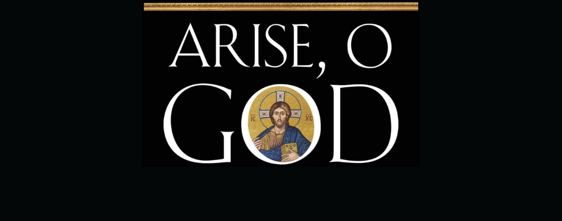 Book Study Begins Sept. 8: Arise, O God (The Gospel)